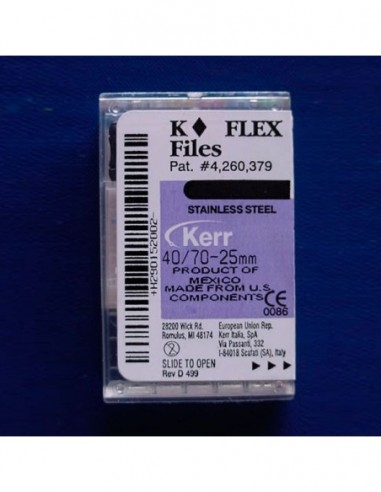 LIMAS K-FLEX 21/25/30mm 6u.