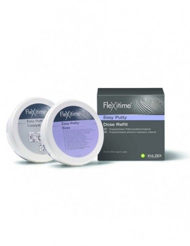 FLEXITIME EASY PUTTY 300+300ml.