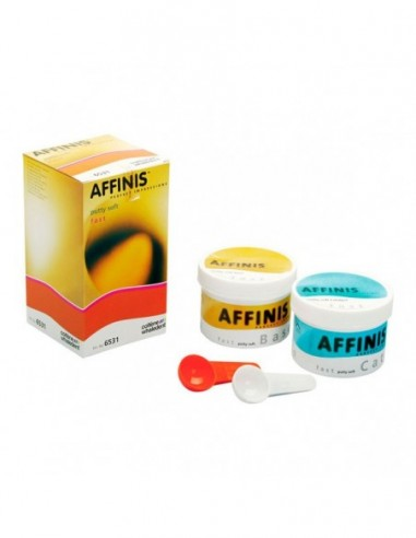 6531 AFFINIS FAST PUTTY SOFT 300+300ml.